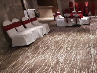 Rahul Agarwal from Levana Suites talks about Welspun Flooring